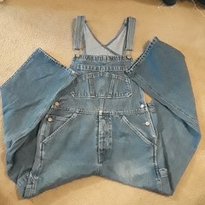 Old Navy Overalls Vintage (Blue Jean's The Best)